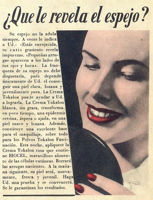 Mujer, No. 168, June, 1951 - 28c