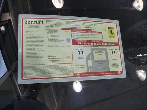 FERRARI F430 PRICE