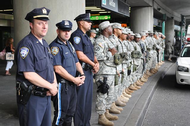 325 military police escort guard