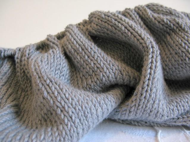 grey knit | Emma Lamb