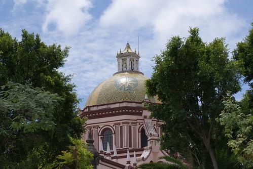 """DSC00011 15 de Septiembre Zócalo de la Ciudad de Puebla por LAE Manuel Vela """"Por la mañana"""""""