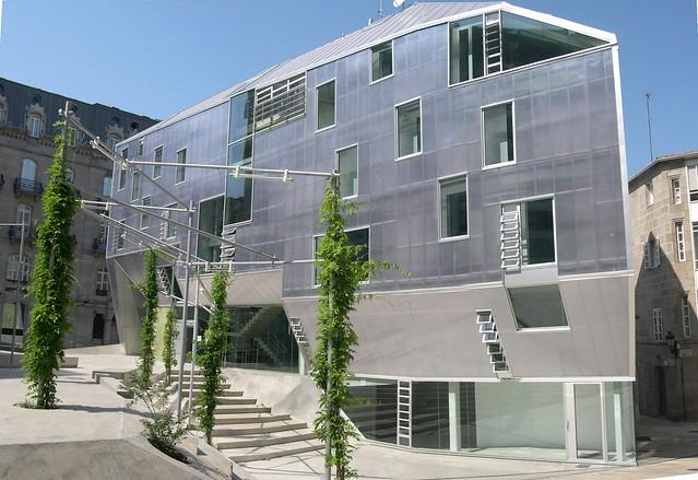 Colegio oficial de arquitectos de vigo 14 flickr photo - Colegio de arquitectos de lleida ...
