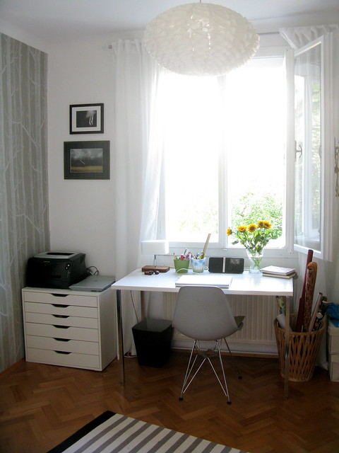 Ikea alex 2 a gallery on flickr - Deco chambre petit espace ...
