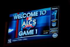 Yankee-Angels Game 1