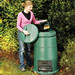 Compost Machine in Garden