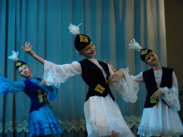 Kara Jorga, Kazakh style!