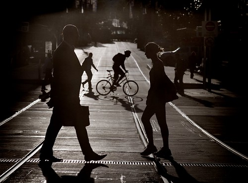 road street city morning urban woman man blur colour 120 mamiya film bike bicycle mediumformat walking prime 645 glare fuji cyclist crossing dof bokeh helmet citylife silhouettes australia melbourne victoria scan negative busy telephoto pedestrians epson cbd rushhour backlit asphalt 6x45 briefcase bitumen reala mamiya645 urbanlandscape lowsun bourkest tramtracks longshadows c41 v700 directionallight humanfigures mamiya645protl m645 fujicolorsuperiareala100 210mmf4sekorc