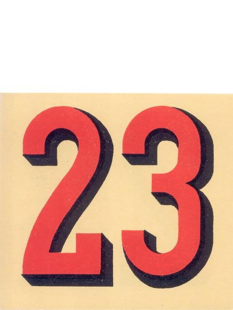 calendrier n23