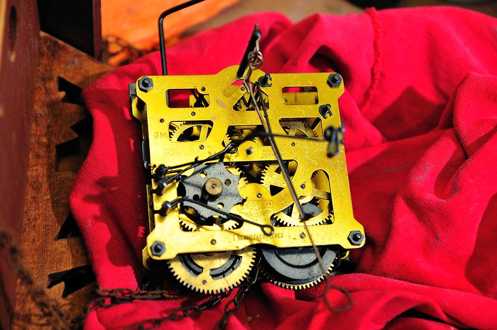 My latest cuckoo clock v twin forum harley davidson forums - Motorcycle cuckoo clock ...