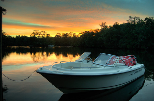 sunset summer water night outdoors boat alabama tubing foley fishriver magnoliasprings riverlot