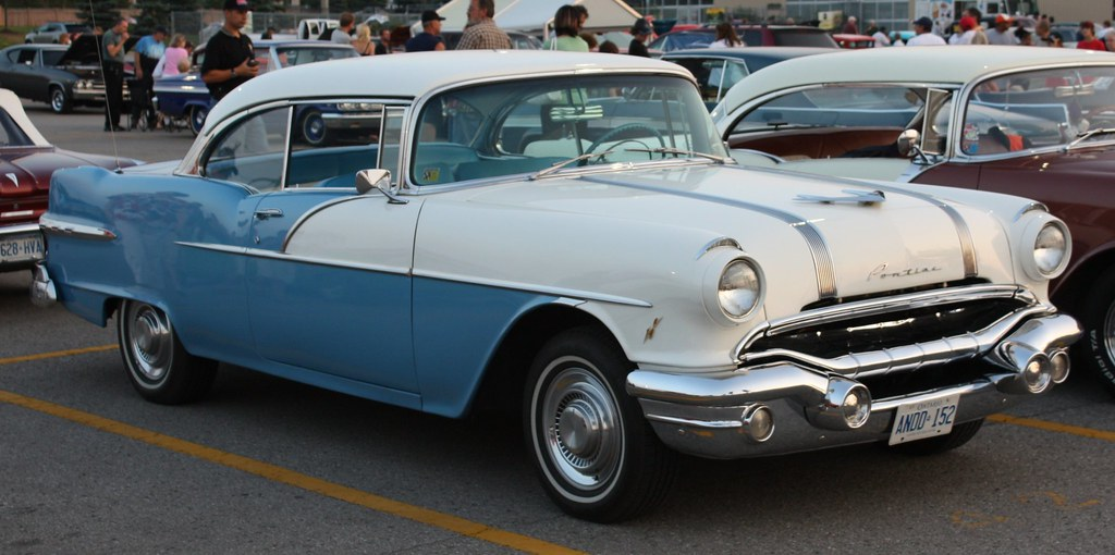 Canadian cars flickr photo sharing for 1956 pontiac 2 door hardtop