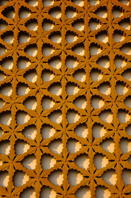 Header of intricacy