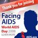 Facing AIDS 2008