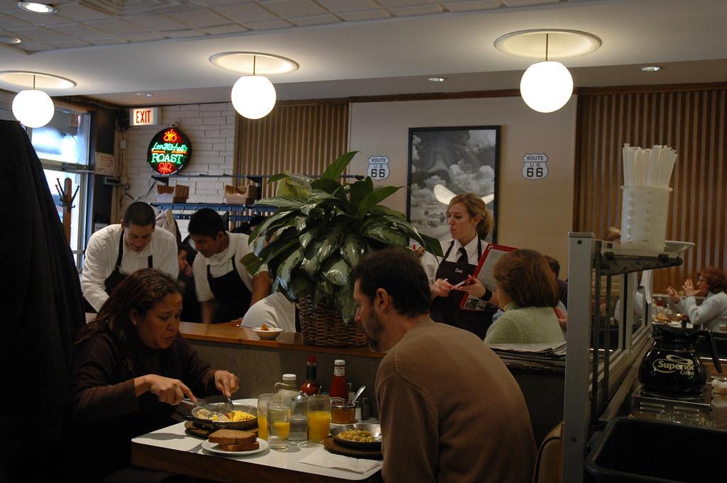 Lou Mitchell's Restaurant, Chicago, IL