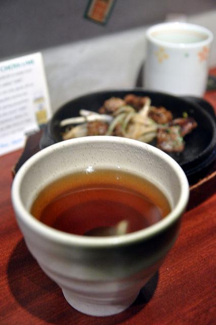 気分屋DINING 笑和 大阪燒居酒屋-黑糖清酒(熱)