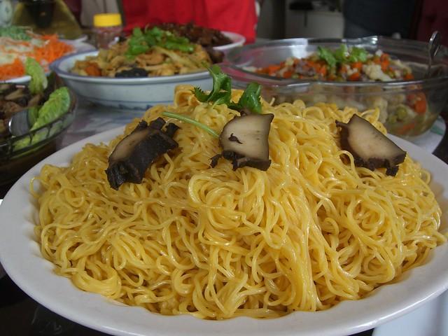 Longevity Noodles Flickr Photo Sharing