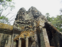 2008/03/06 - 12:19 - North Gate of Angkor Thom - アンコール・トム 北大門