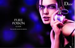 Christian Dior - Pure Poison Elixir (Letícia Birkheuer)