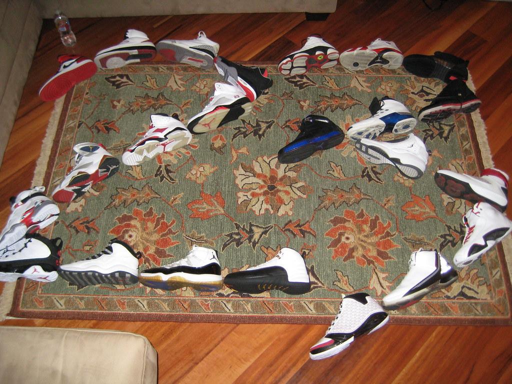 3c27051ed67 Air Jordan 1 through 23