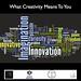 Small photo of Wordle: What Creativity Means to You