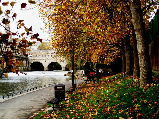 Bath in Autumn