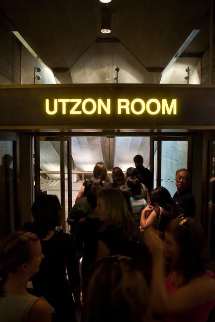 Utzon Room Opera House