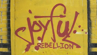 """joyful REBELLION"""