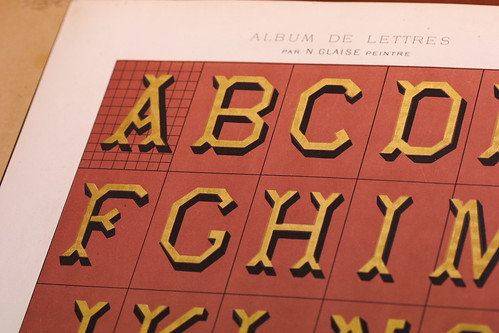Design for painted letters 2 by ebensorkin
