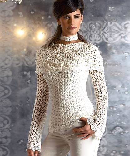 Over 150 Free Crocheted Tops Patterns