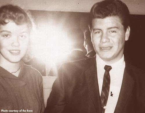 Ritchie Valens Donna Donna Fischer And Ritchie