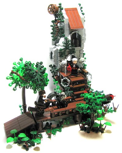 Steampunk Swamp Raid