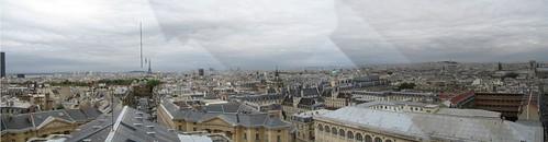 revisiting - Paris view