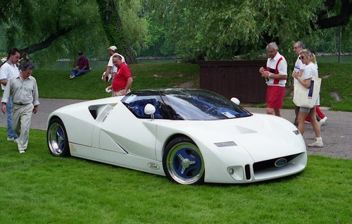 inoversum: 1995 Ford Gt90 Concept