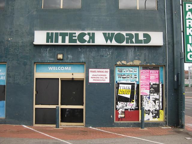 Hitech world