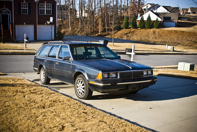New Buick Cars >> 1984 Buick Century Wagon | Flickr - Photo Sharing!
