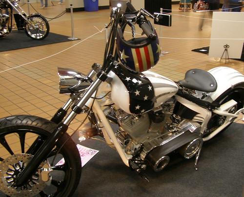 San Francisco Rod Custom Motorcycle Show