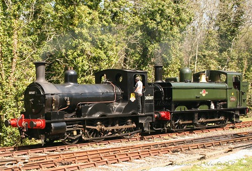Bodmin and Wenford Railway by Stocker Images