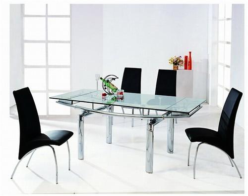 Hani Expandable Dining Set 658-SO
