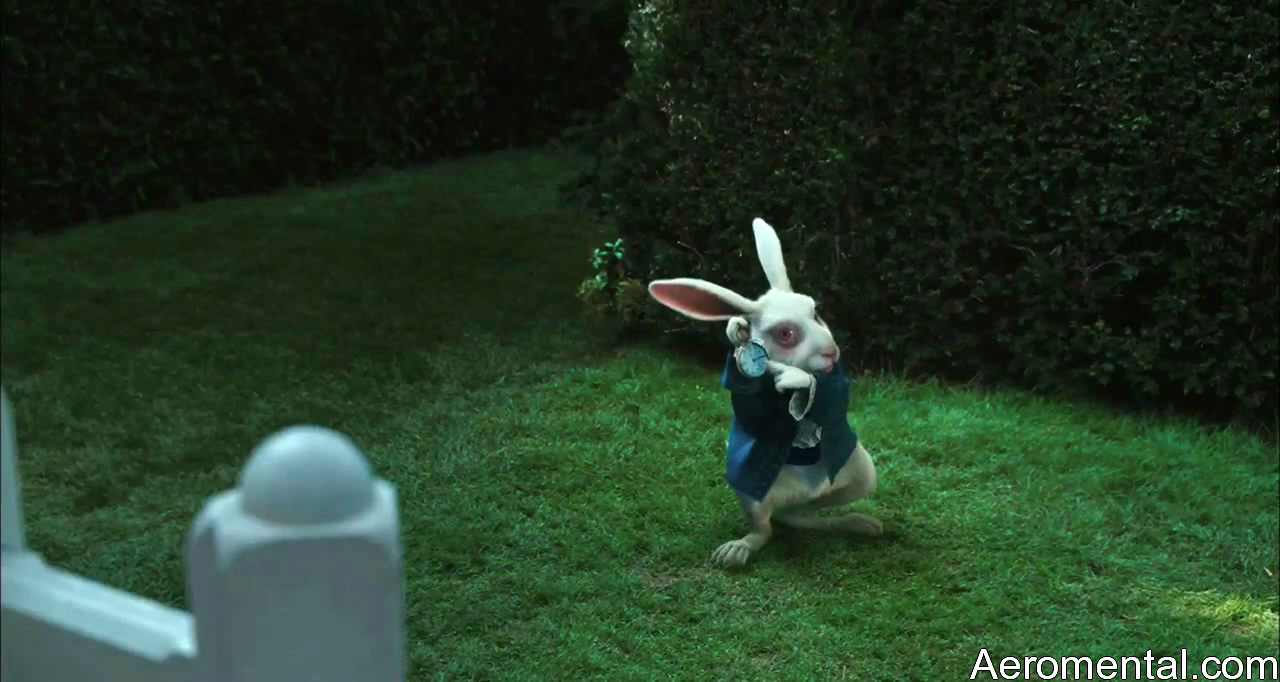 Trailer de alicia en el pa s de las maravillas en hd - Conejo de alicia en el pais de las maravillas ...