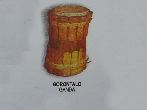 alat musik ganda (gorontalo)