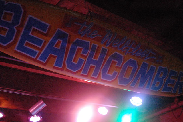 Header of The Beachcomber