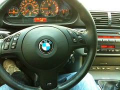automobile, vehicle, bmw 320, steering wheel, land vehicle, luxury vehicle,
