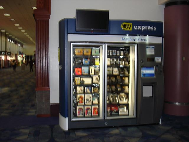 best buy machine