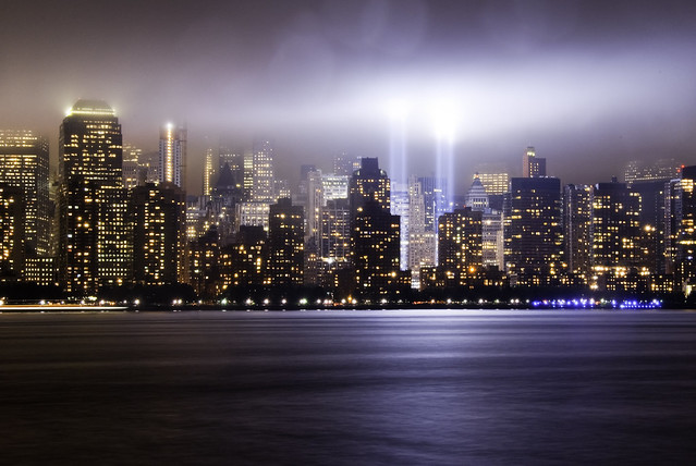 3912436778 f828c81d09 z Amazing Photos Of The 9/11 Tribute In Light