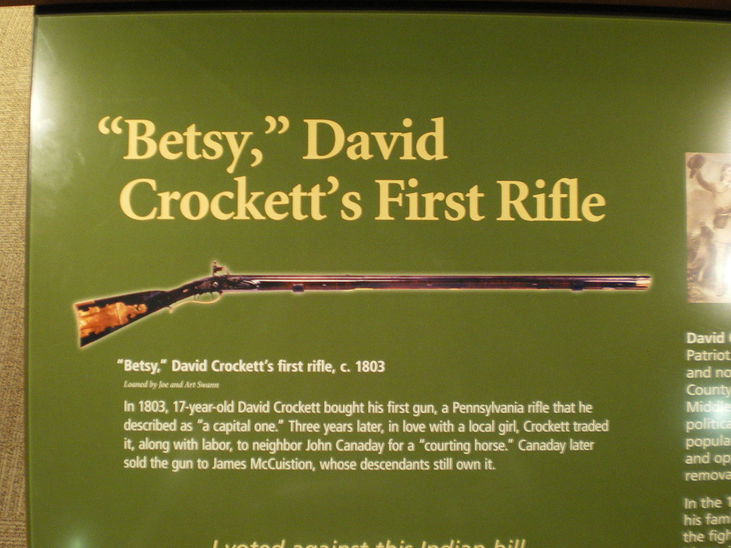 Did Davy Crockett Build A Barn At Age