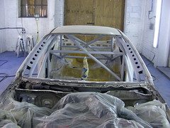 DC2 Roll Cage