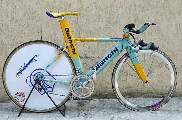 Marco Pantani Time Trial Bike Flickr Photo Sharing