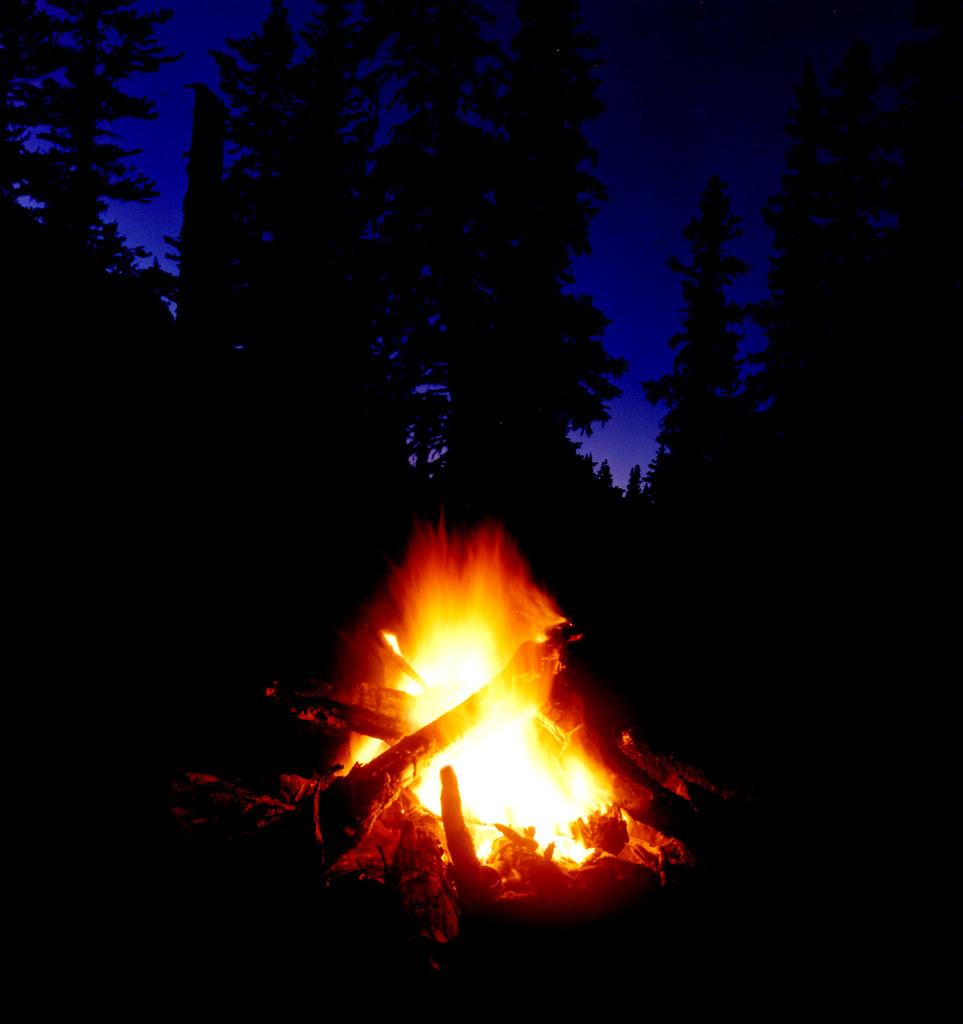 Rocky Mountain Campfire 1989