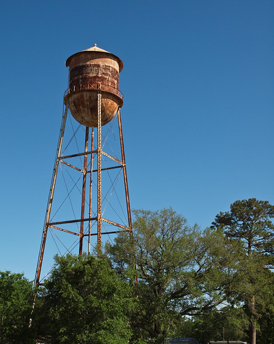 Rustiest Water Tower in the South