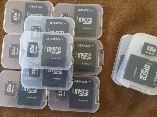 2GB micro sd for sale.